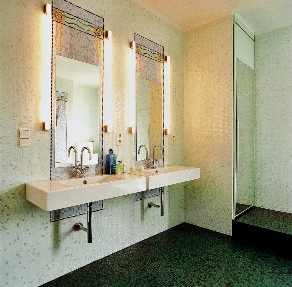 salle de bain creative